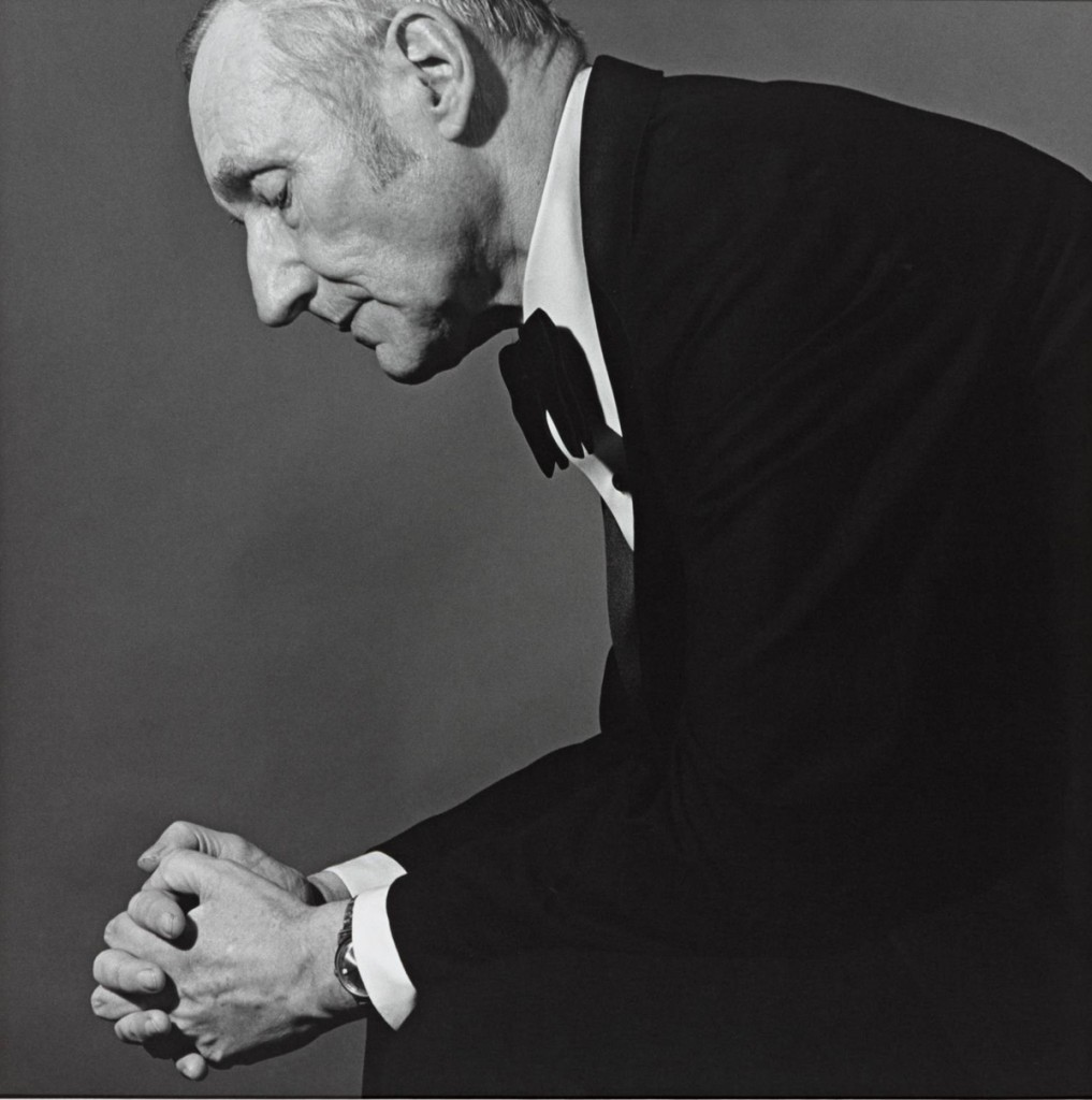 William Burroughs 1980 by Robert Mapplethorpe 1946-1989